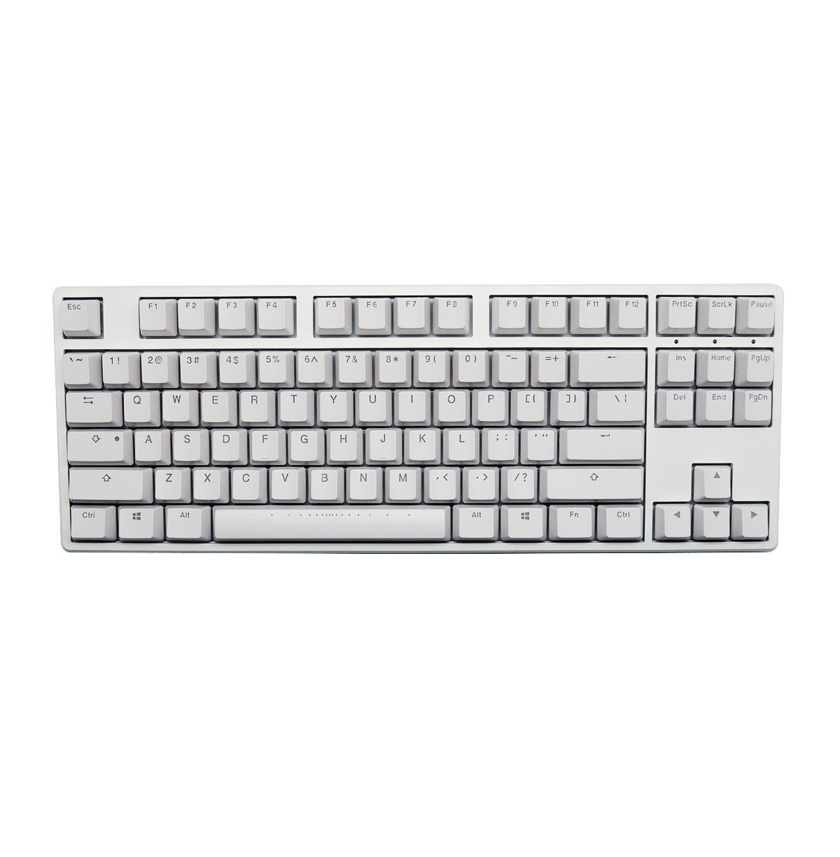 Ducky One TKL RGB White
