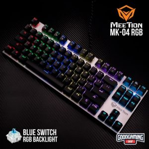 7749b376f90 Meetion MT-MK04 RGB Mechanical Keyboard