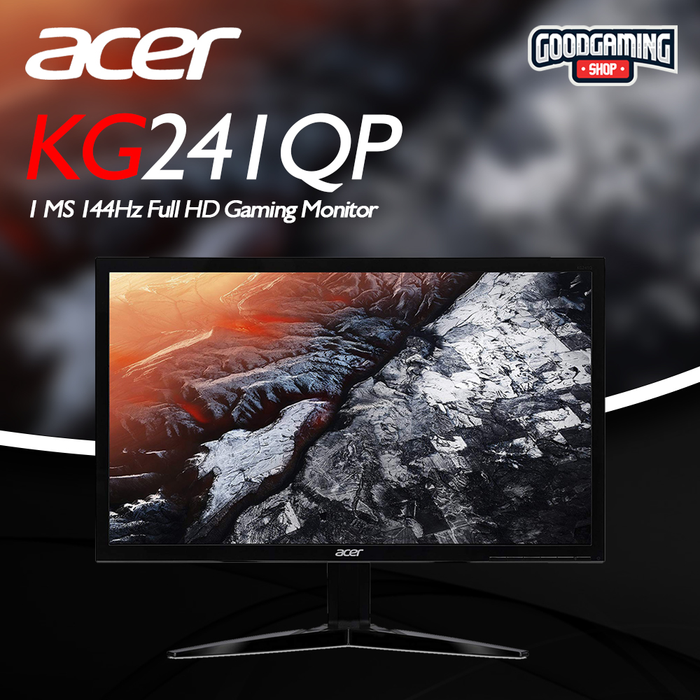 Acer KG241QP 144Hz 1ms Gaming Monitor