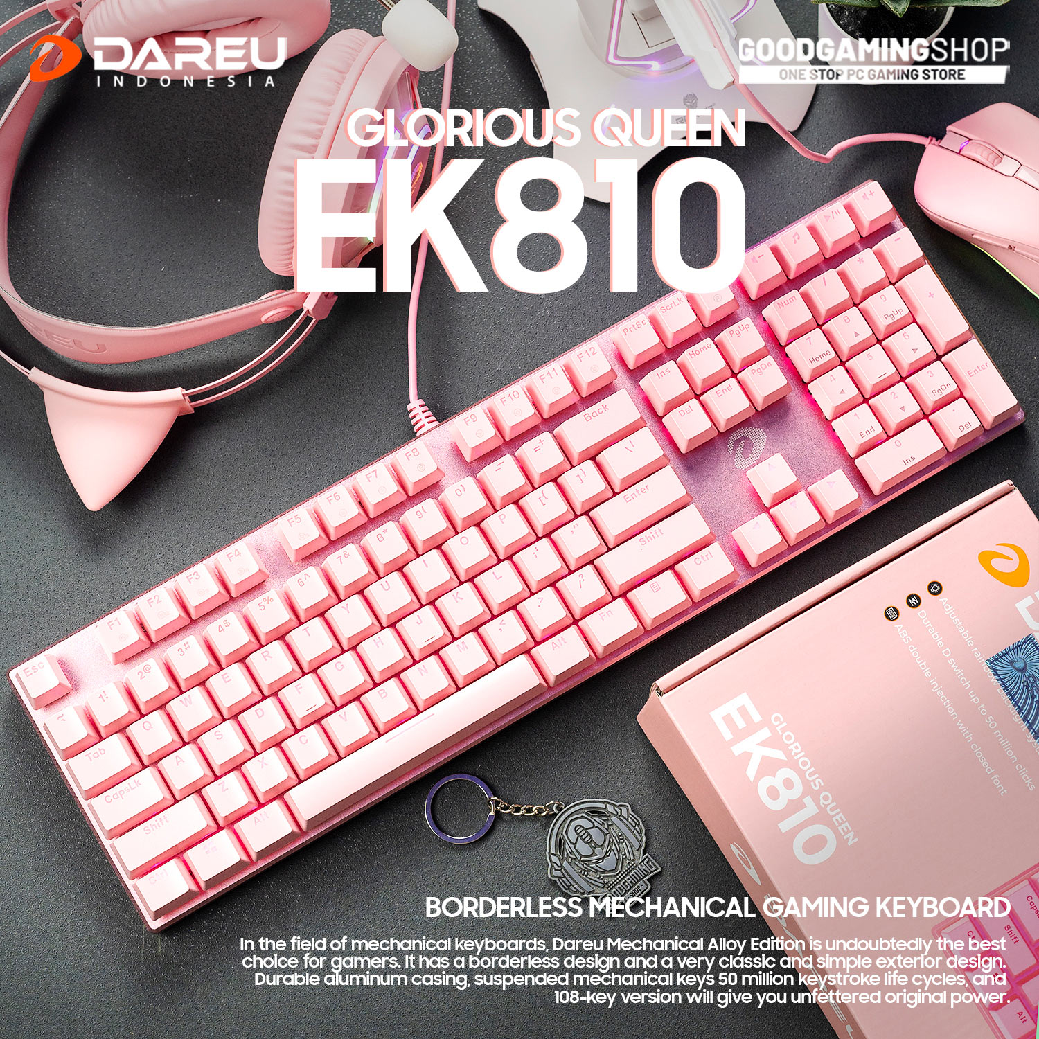 Dareu EK810 – Good Gaming Shop